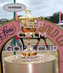 KEEP CALM CAUSE GOLD CUP IS HERE - Personalised Poster A4 size