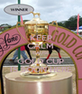 KEEP CALM CAUSE GOLD CUP IS SOON HERE - Personalised Poster A4 size