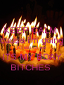 KEEP CALM  cause i'm going TO MALTA and  ITS MY BDAY BITCHES  - Personalised Poster A4 size
