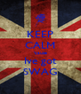 KEEP CALM 'cause Ive got SWAG - Personalised Poster A4 size