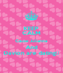 KEEP CALM Cause Julianna And Davion are dating😁 - Personalised Poster A4 size
