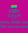KEEP CALM cause pretty little liars ON tomorrow - Personalised Poster A4 size