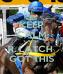 KEEP CALM CAUSE R. LATCH  GOT THIS - Personalised Poster A4 size