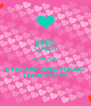 KEEP CALM CAUSE STEFANI AND NIKOS LOVE!!!!!!!!!!!! - Personalised Poster A4 size
