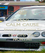 KEEP CALM CAUSE Street Kingz Coming To Disturb The NORTH!! - Personalised Poster A4 size