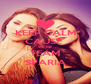 KEEP CALM CAUSE  WE'RE TEAM SPARIA - Personalised Poster A4 size