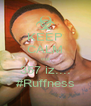 KEEP CALM cuz 357 iz.... #Ruffness - Personalised Poster A4 size
