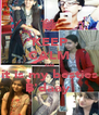 KEEP CALM cuz it is my besties B'daay  - Personalised Poster A4 size
