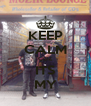 KEEP CALM CUZ ITS MY - Personalised Poster A4 size