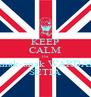 KEEP CALM Da Anak-anak WARDAL SETIA - Personalised Poster A4 size