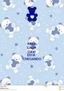 KEEP CALM DAVI  ESTÁ CHEGANDO - Personalised Poster A4 size