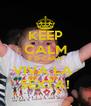 KEEP CALM É O CARAI VIVA LA  SEXTA! - Personalised Poster A4 size
