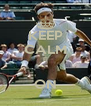KEEP CALM E  ON - Personalised Poster A4 size