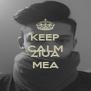 KEEP CALM E ZIUA MEA - Personalised Poster A4 size