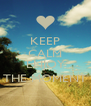 KEEP CALM & ENJOY THE MOMENT - Personalised Poster A4 size