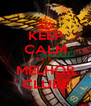 KEEP CALM ESTE  MELHOR CLUBE - Personalised Poster A4 size