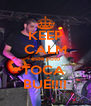 KEEP CALM este puto TOCA  BUÉ!!!! - Personalised Poster A4 size