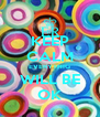 KEEP CALM EVERYTHIG WILL BE OK - Personalised Poster A4 size