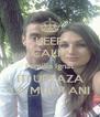 KEEP CALM Familia Ignat ITI UREAZA LA MULTI ANI - Personalised Poster A4 size