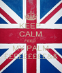 KEEP. CALM FEED  MY PALM £££££££££&& - Personalised Poster A4 size