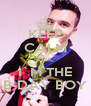 KEEP CALM FOLK,  I`M THE B-DAY BOY - Personalised Poster A4 size