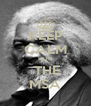 KEEP CALM FOR  THE MSA - Personalised Poster A4 size
