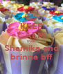 KEEP CALM from Shamika and brinna bff - Personalised Poster A4 size