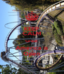 KEEP CALM Great America is Open - Personalised Poster A4 size