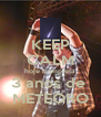 KEEP CALM hoje completa 3 anos de  METEORO - Personalised Poster A4 size