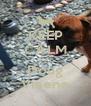 KEEP CALM Hug Doug Viaene - Personalised Poster A4 size
