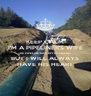 KEEP CALM I'M A PIPELINER'S WIFE THE PIPELINE HAS MY HUSBAND  BUT I WILL ALWAYS HAVE HIS HEART - Personalised Poster A4 size
