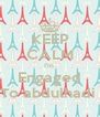 KEEP CALM I'm  Engaged To abdulhadi  - Personalised Poster A4 size