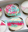 KEEP CALM I'M JUST TURNING 30! - Personalised Poster A4 size