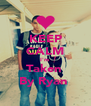 KEEP CALM I'm  Taken  By Ryan  - Personalised Poster A4 size