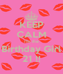 KEEP CALM i'm the Birthday Girl 21 !! - Personalised Poster A4 size