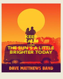 KEEP CALM I THINK THE SUN'S A LITTLE BRIGHTER TODAY - Personalised Poster A4 size