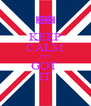 KEEP CALM I'VE GOT  IT - Personalised Poster A4 size