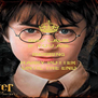 KEEP CALM IF YOU ARE ENDERSING HARRY POTTER UNTIL THE END - Personalised Poster A4 size
