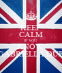 KEEP CALM IF YOU KNOW  GABRIELLA DUP - Personalised Poster A4 size