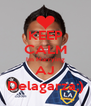 KEEP CALM Im Marrying AJ Delagarza;) - Personalised Poster A4 size