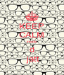KEEP CALM inside d  jatt - Personalised Poster A4 size