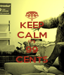 KEEP CALM IT'$ 99 CENTS - Personalised Poster A4 size