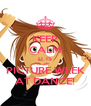 KEEP CALM IT IS PICTURE WEEK AT DANCE! - Personalised Poster A4 size