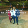 KEEP CALM It's Amr & Yomna's  Katb Ketab   - Personalised Poster A4 size