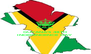 KEEP CALM IT'S GUYANA'S 48TH INDEPENDENCE DAY - Personalised Poster A4 size