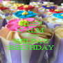 KEEP CALM IT'S OUR SHILPA'S  BIRTHDAY - Personalised Poster A4 size