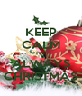 KEEP CALM ITS ALWAYS CHRISTMAS - Personalised Poster A4 size