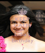 KEEP CALM It's Lidia's Birthday - Personalised Poster A4 size