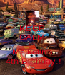 KEEP CALM It's Maikolin's  4th Birthday.! - Personalised Poster A4 size