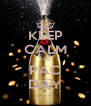 KEEP CALM ITS PAC DAY - Personalised Poster A4 size